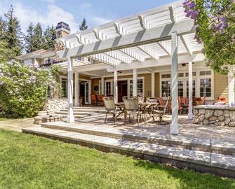 Exterior Deck and Patios - Bills Contracting